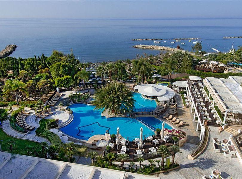 limassol grand view, beach front cyprus