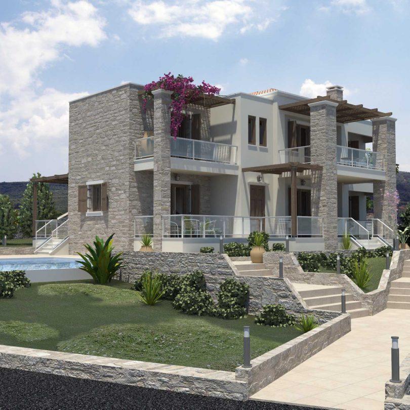 Tsivaras Residence- Crete