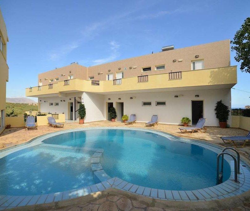 Aspro Hotel Swimming Pool