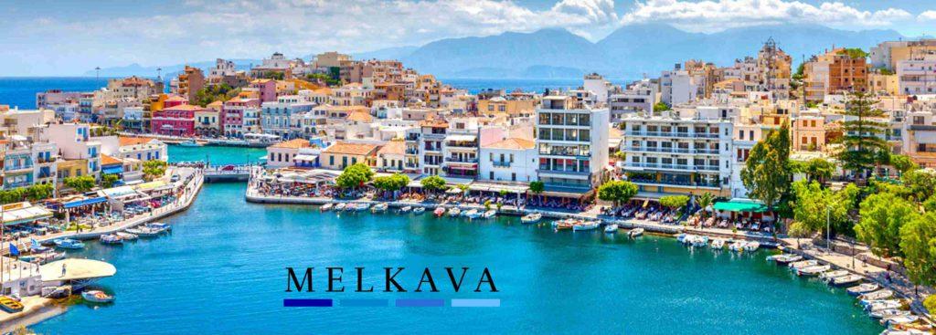 breathtaking views of crete greek island