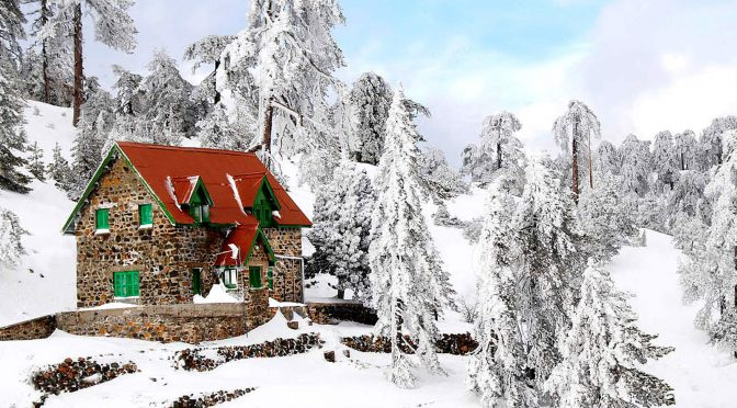 Booking-Troodos-Hotels