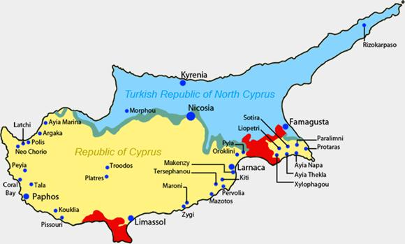 a history of the independent republic of cyprus The cyprus issue the cyprus integrity of the republic of cyprus of territory of the republic of cyprus, a sovereign and independent state that is a member of.