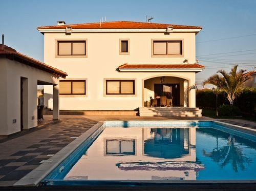 5 BEDROOM PLUS MAIDS QUARTERS DETACHED HOUSE IN LARNACA 15