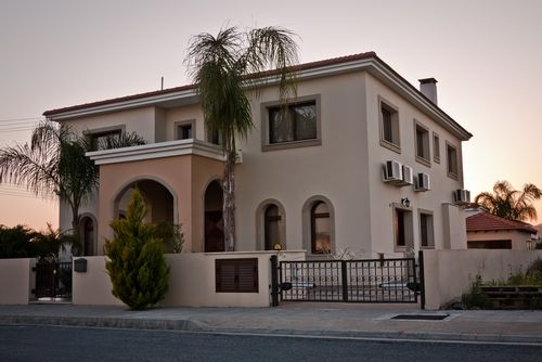5 BEDROOM PLUS MAIDS QUARTERS DETACHED HOUSE IN LARNACA 11