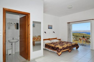 Aspro Hotel Bedroom 1