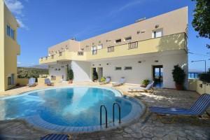Aspro Hotel Swimming Pool 2