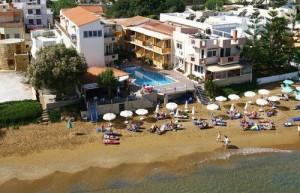 Hotel Kato Stalos - Exterior View 2