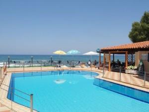 Hotel Kato Stalos - Swimming Pool 2