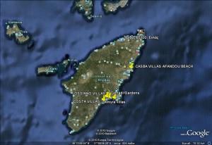 Rhodes properties map