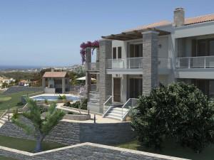 Tsivaras Residence Crete Exterior View